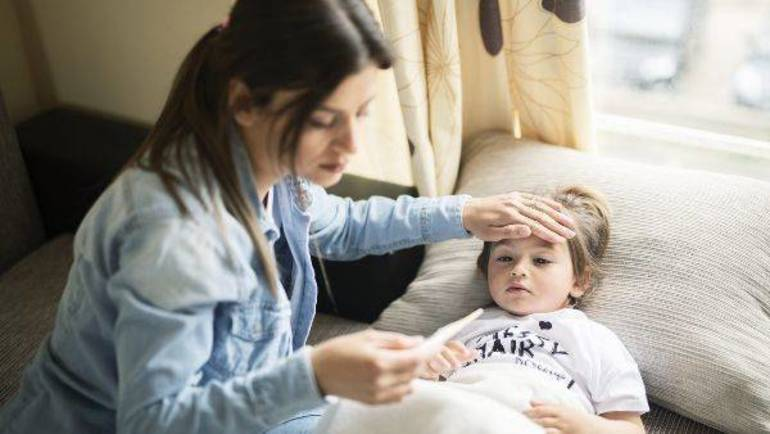 Multi-system Inflammatory Syndrome,  Possible Link to COVID-19 in Children