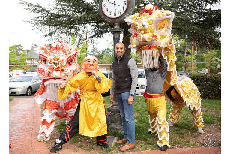 AAPI Month Kickoff Friday, May 7 in Maplewood Village