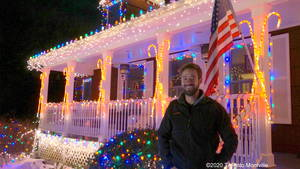 Montville's First Holiday House Decorating Contest a Hit