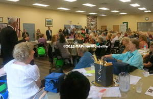 Carousel image a03b9e4815d05512318b a a packed house for the senior seminar  2018 tapinto montville