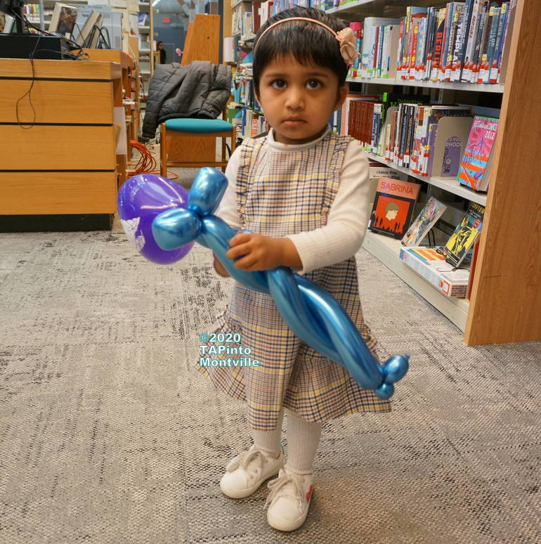 a Balloon animals and face painting ©2020 TAPinto Montville     3.JPG