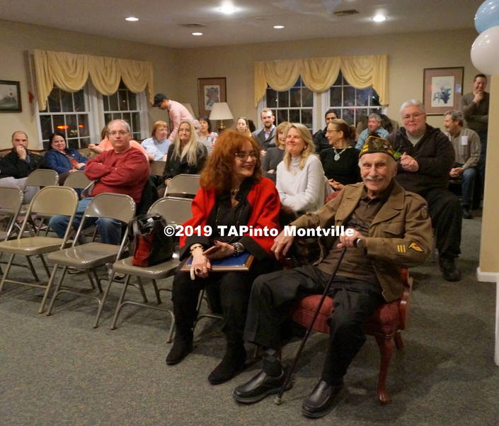 A birthday celebration for Herbert Turner at Montville Chase ©2019 TAPinto Montville.JPG