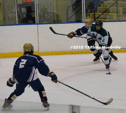 Carousel image c7a3067bd767c98fa1f7 a brendan perretta scores the first goal of the roxbury game  2018 tapinto montville