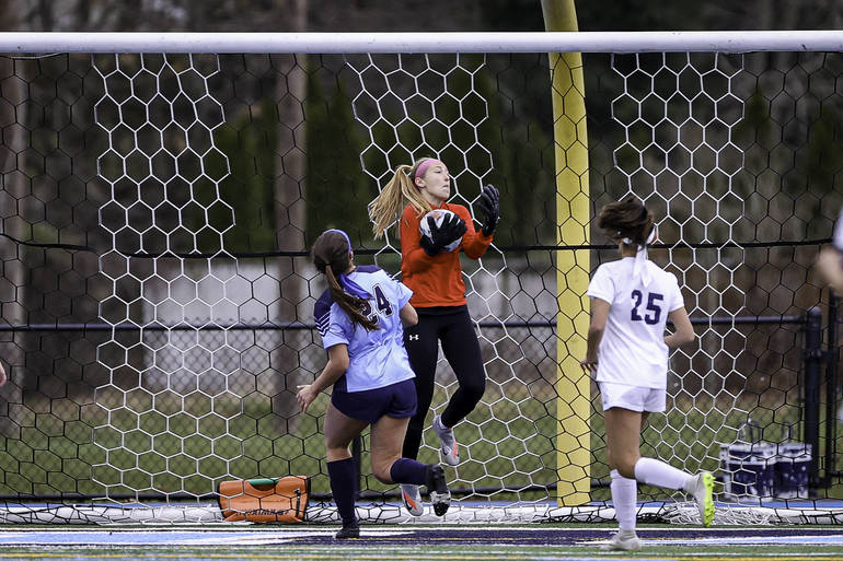 State Regional Champions: Chatham Girls Soccer Scores 2-1 Win Over Wayne Valley; Droner 2 Penalty Kicks Lift Cougars to Title
