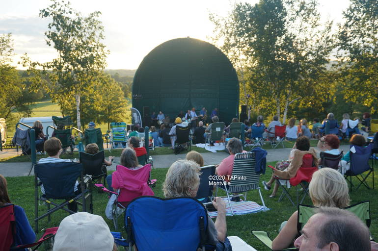 A concert in the park in 2018 ©2020 TAPinto Montville.JPG