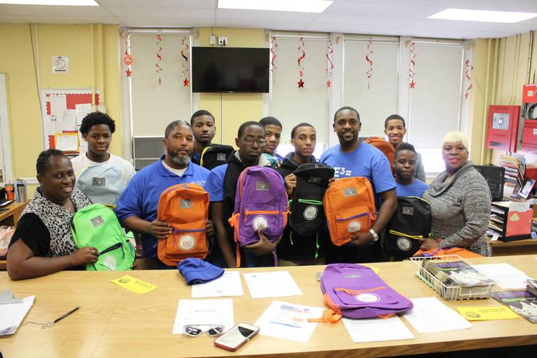 ACHS Backpacks To NC.JPG