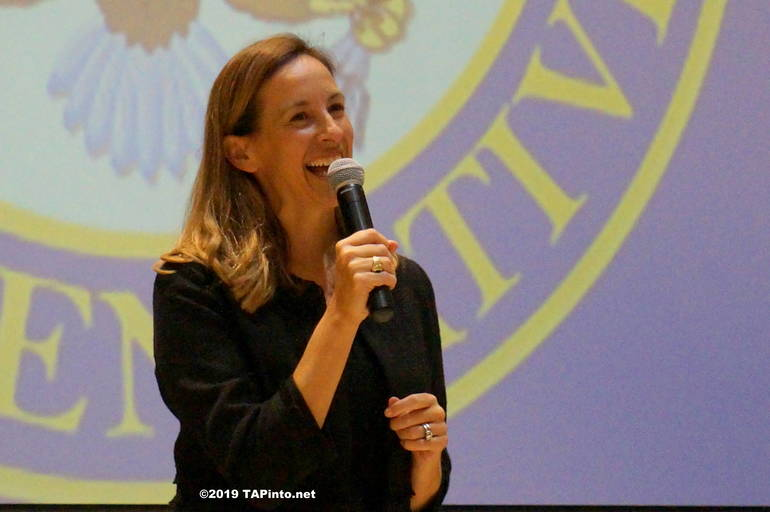 a Congresswoman Mikie Sherrill©2019 TAPinto Montville.JPG