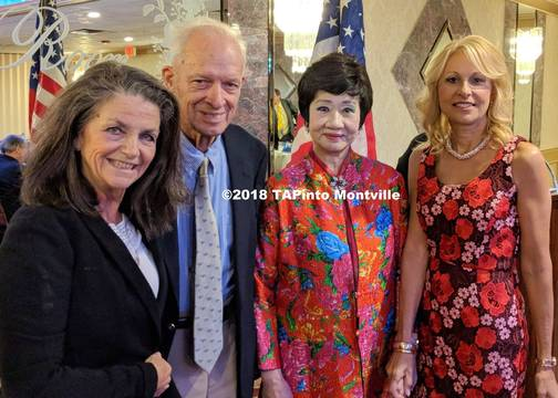 Top story 49e5d926368dd687c5a0 a cathy lundquist  dick vreeland  margaret lam and daria senaldi  2018 tapinto montville steven benno