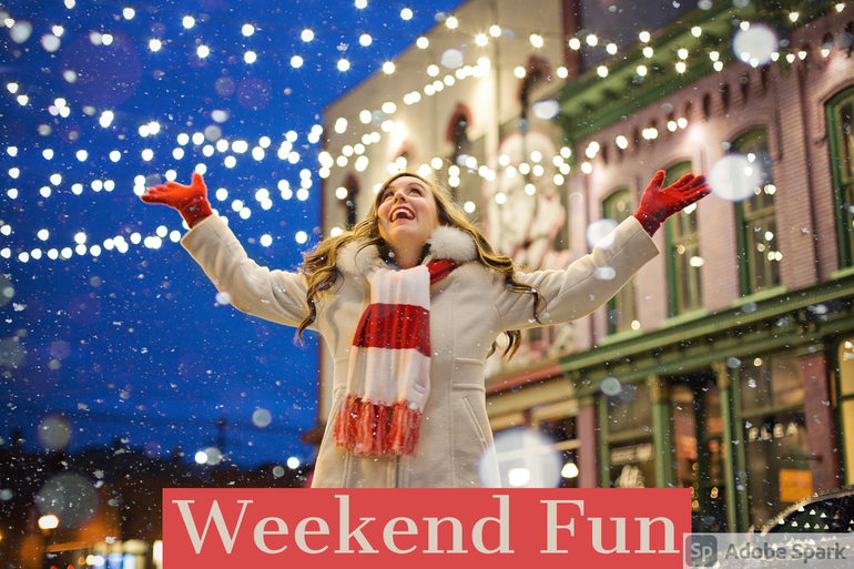 Things to Do in and Around Madison This Weekend; Dec. 4 - Dec. 6