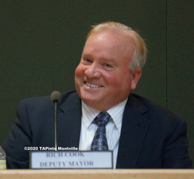 a Deputy Mayor Richard Cook ©2020 TAPinto Montville.JPG