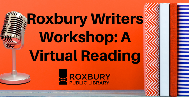 Roxbury Area Writers to Read Their Works in Virtual Event
