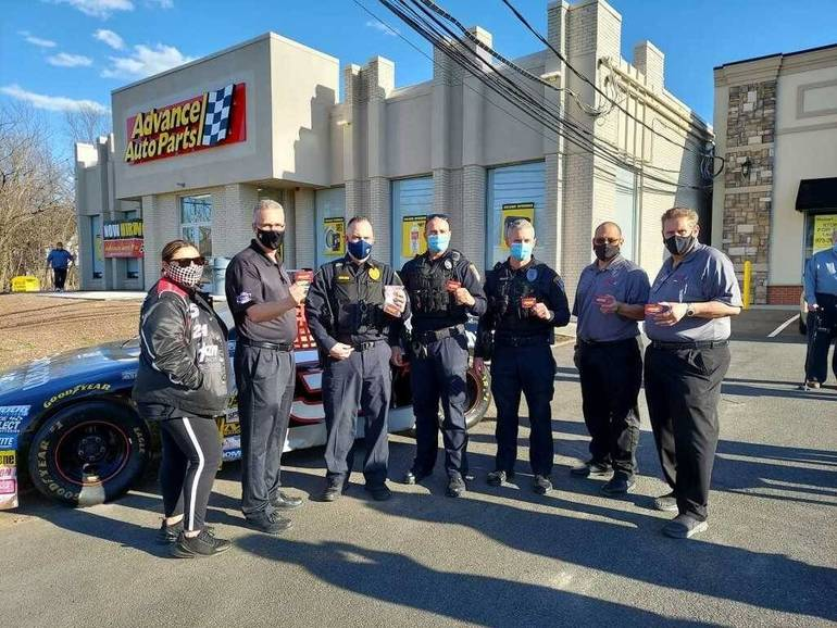 Advance Auto Parts Donates to Livingston Police Department as Part of Grand Opening