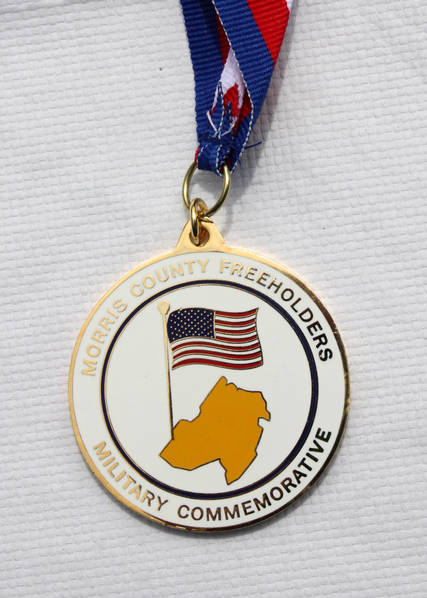 Top story 7c543bb5a1e49ce90b5e a distinguished service medal courtesy of morris county  karen mancinelli