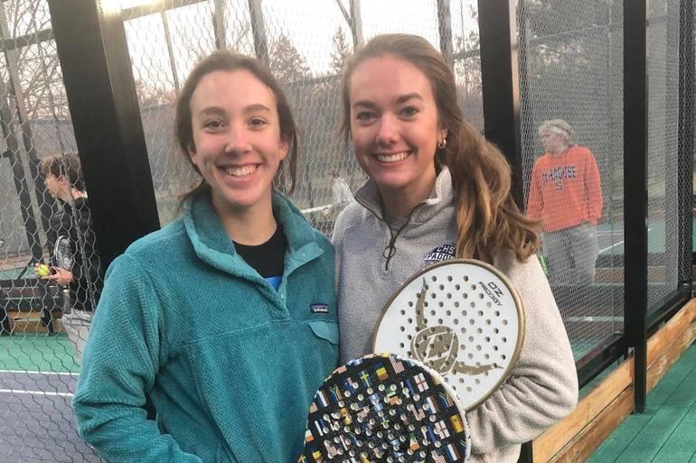 Chatham High School Paddle Wins Season Opener over Ridgewood