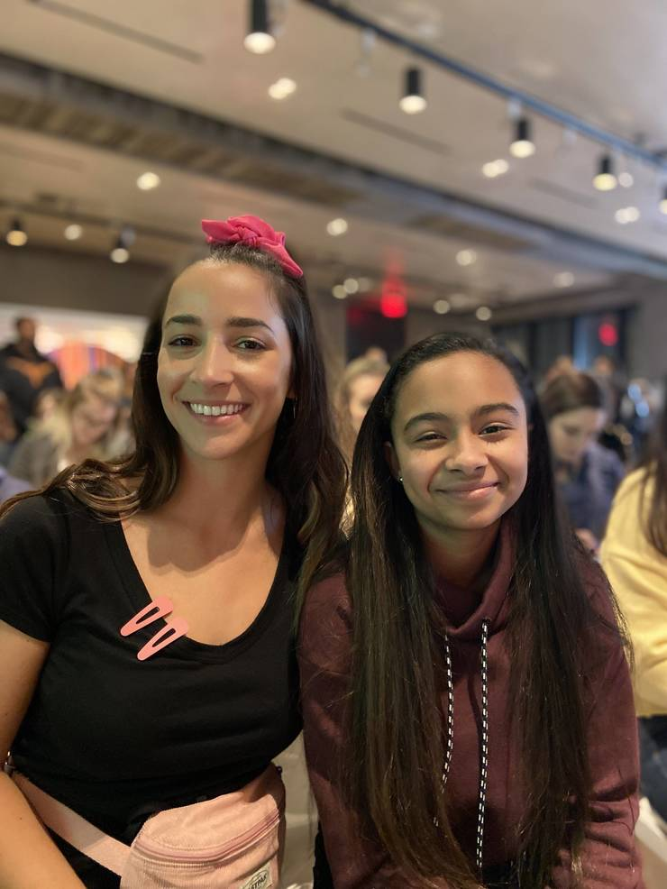 Bridgewater Middle School Student Attends International Women's Day Summit in NYC