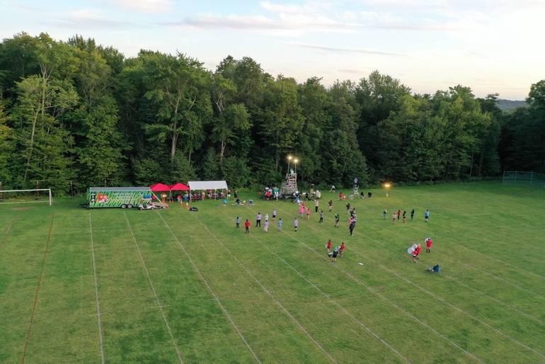 Aerials Band Camp