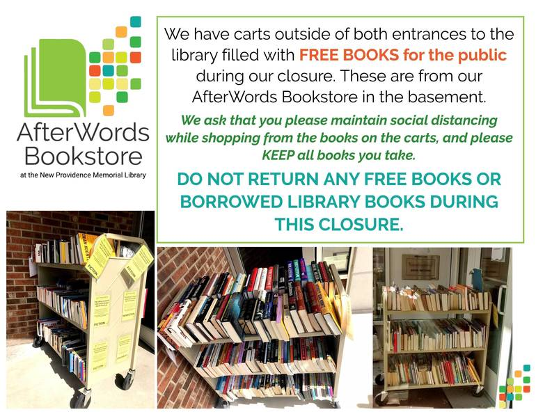 AfterWords FREE Books on Carts - Covid19.jpeg