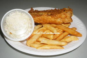 Carousel image 0ef33f5a1c635b4be6ef a fish and chips dinner  2020 tapinto montville