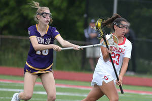 Somers Falls in Section Championship Game