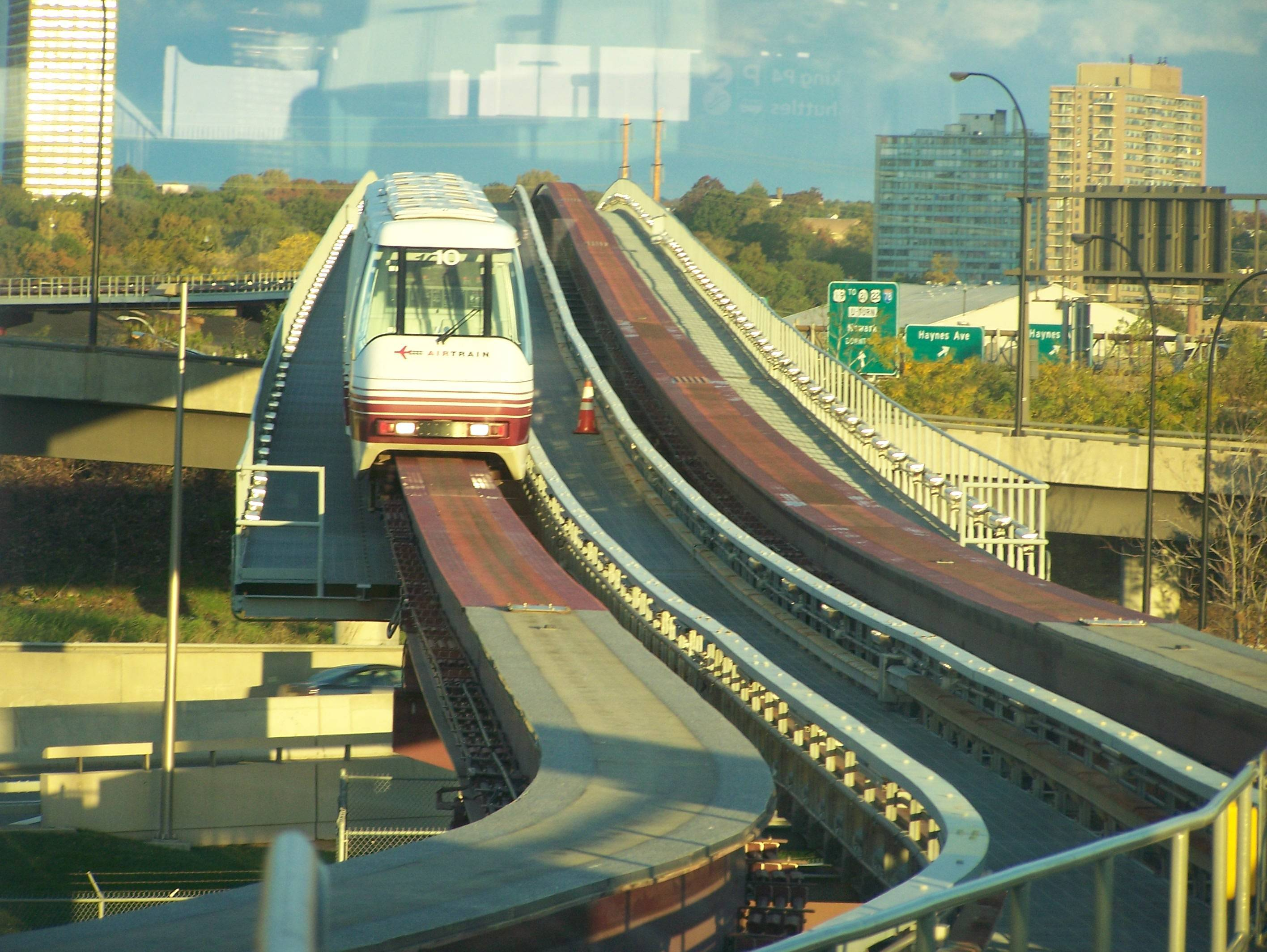 Temporary Suspension Scheduled for Newark Airport Monorail Service
