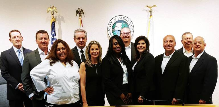 Parkland Chamber Board of Directors