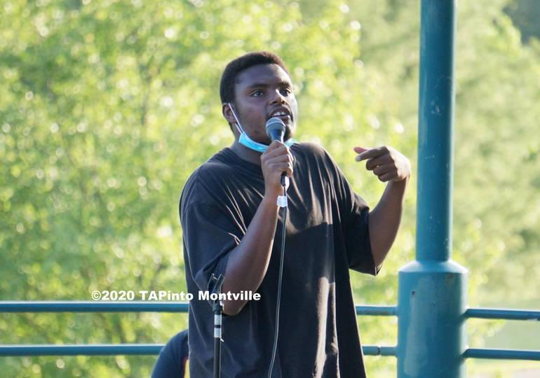 a Isaiah Richardson speaks ©2020 TAPinto Montville.JPG