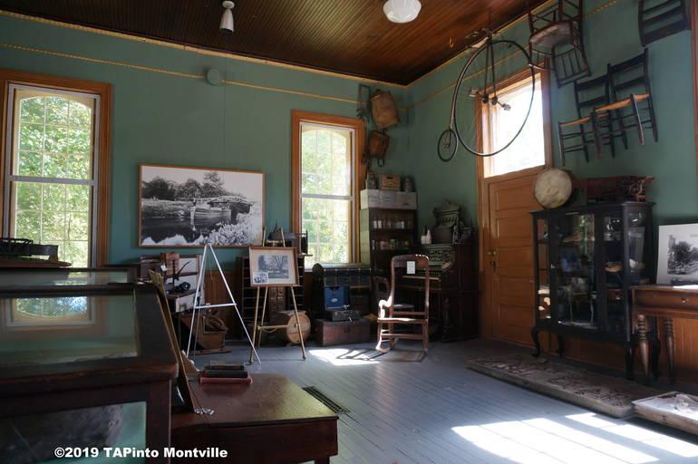 a Inside the Montville Museum ©2019 TAPinto Montville.JPG
