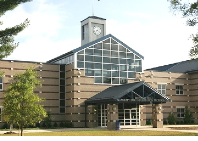 Academy for Information Technology (AIT) at the Union County VoTech campus on Raritan Road in Scotch Plains.