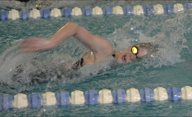 Scotch Plains-Fanwood swimmer Aislinn Mooney
