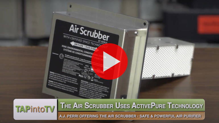 Air Scrubber Kills Coronavirus in Air and on Surfaces