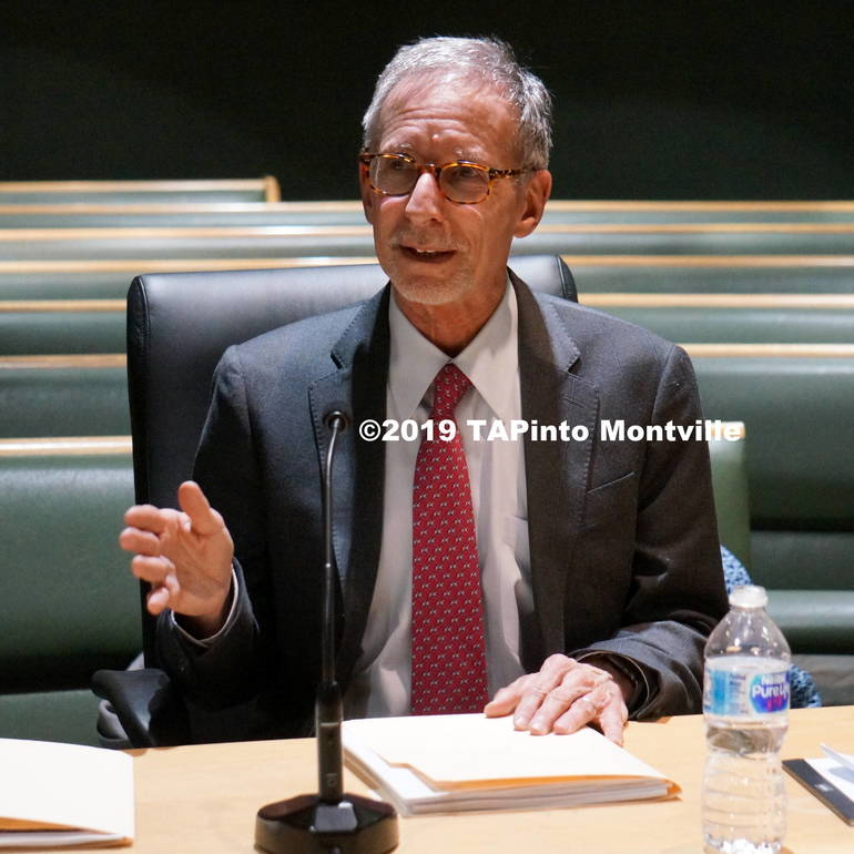 a Joseph Burgis at the Montville Township Committee meeting ©2019 TAPinto Montville.JPG