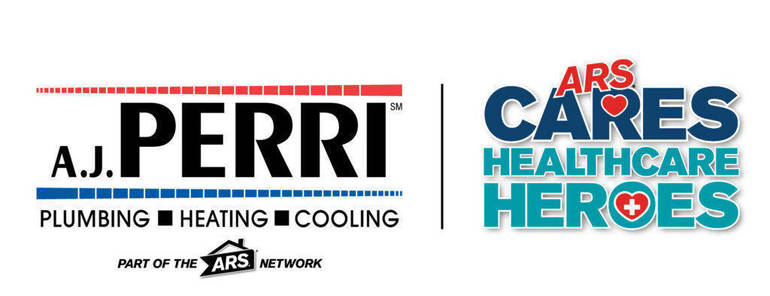A.J. Perri and ARS Cares Healthcare Heroes