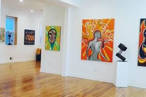 West Ward Art Gallery Owner Optimistic for More Business Coming Out of Pandemic
