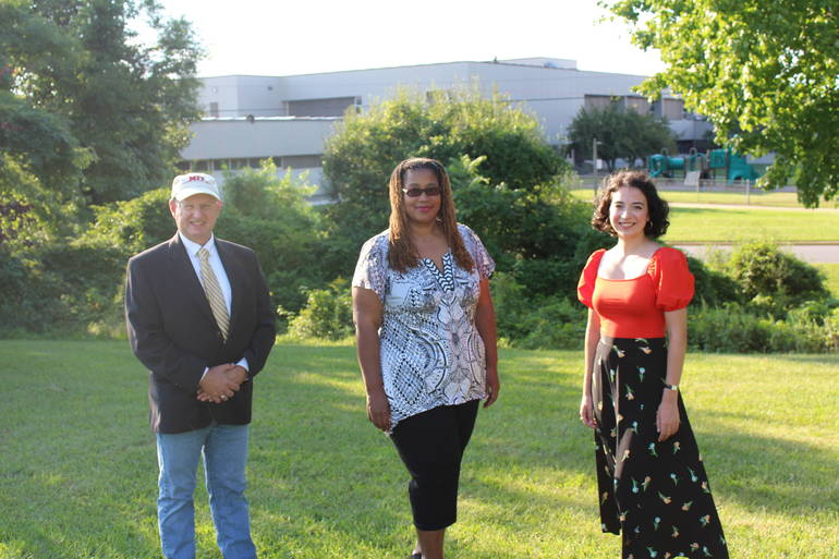 Connors, Cherry & Scotto for School Board
