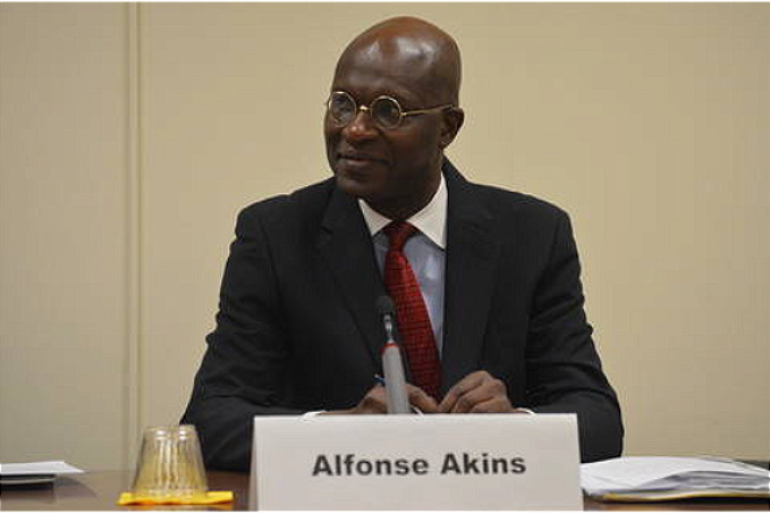 Alfonse Akins is a CPA and a former candidate for Scotch Plains-Fanwood Board of Education.