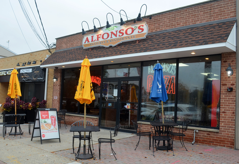 Alfonso's on Park Ave in downtown Scotch Plains is now under new ownership.