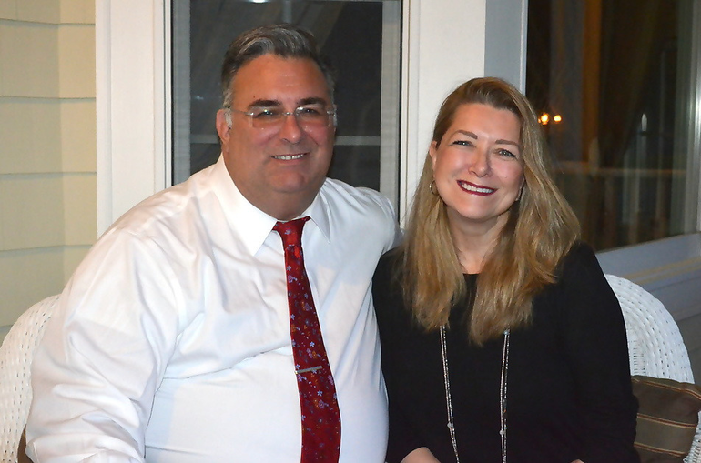 Al and Phyllis Mirabella are running to represent the 6th District on the Fanwood Democratic Committee.
