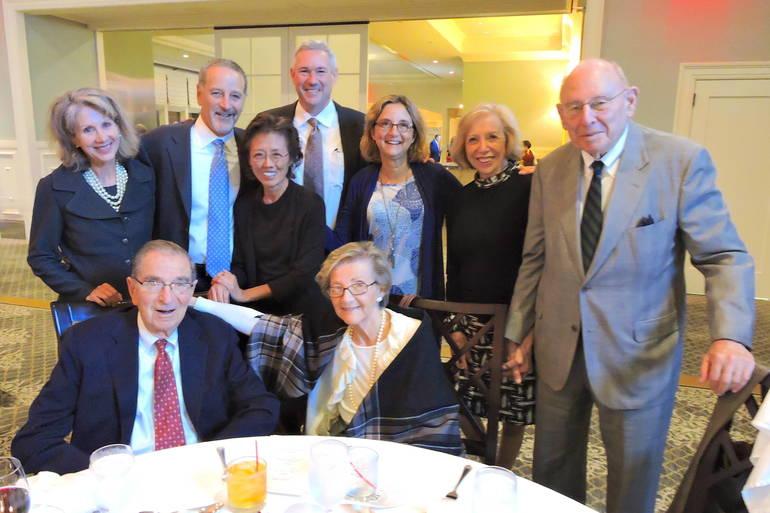 Al Kessler family table.JPG