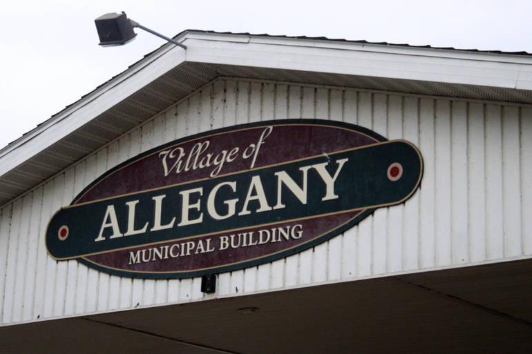Allegany Village Building