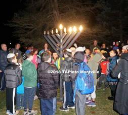 Carousel image 025782640a18cd469bf2 a lighting the menorah  2018 tapinto montville