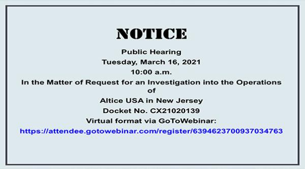 roxbury mayor directs unhappy optimum customers to virtual hearing tapinto