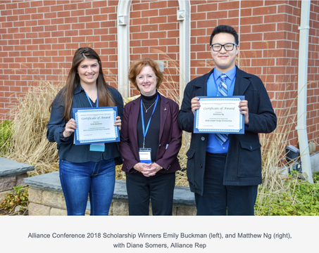 Top story 8a74421c19745647cfe4 alliance2018scholarshipwinners