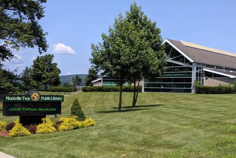 a Montville Township Public Library ©2020 TAPinto Montville  1.jpg