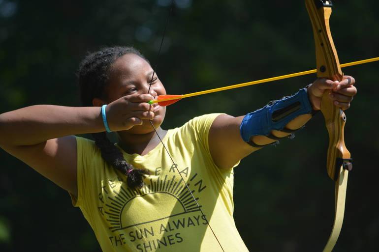 Taking Aim at New Skills