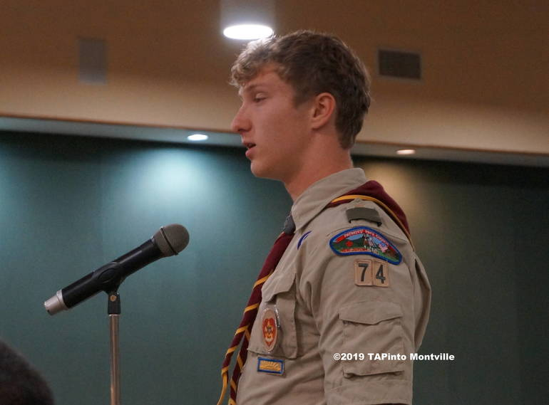 a Michael Kaiser tells the committee about his proposal ©2019 TAPinto Montville.JPG