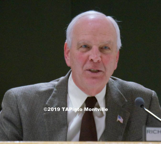 a Mayor Richard Conklin at the March 12 township committee meeting ©2019 TAPinto Montville.JPG