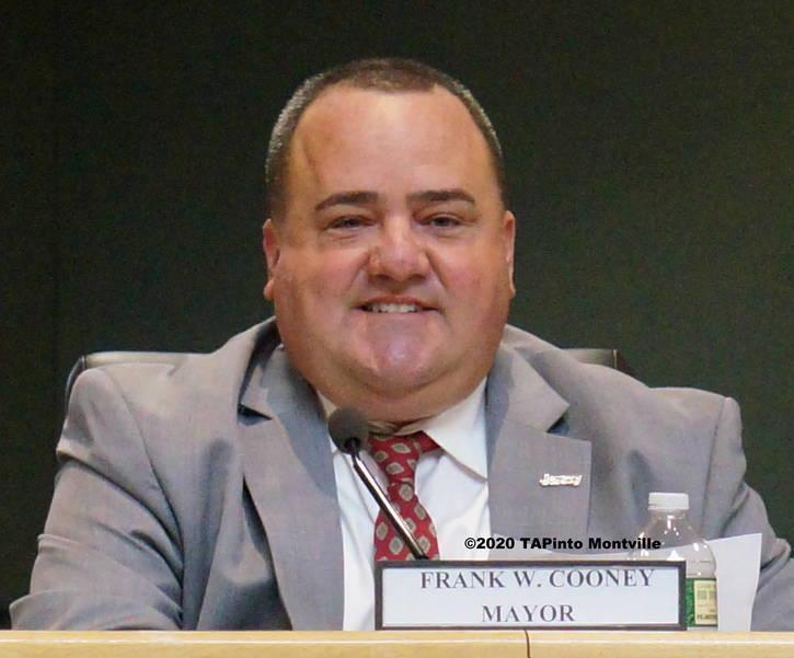 a Mayor Frank Cooney ©2020 TAPinto Montville.JPG