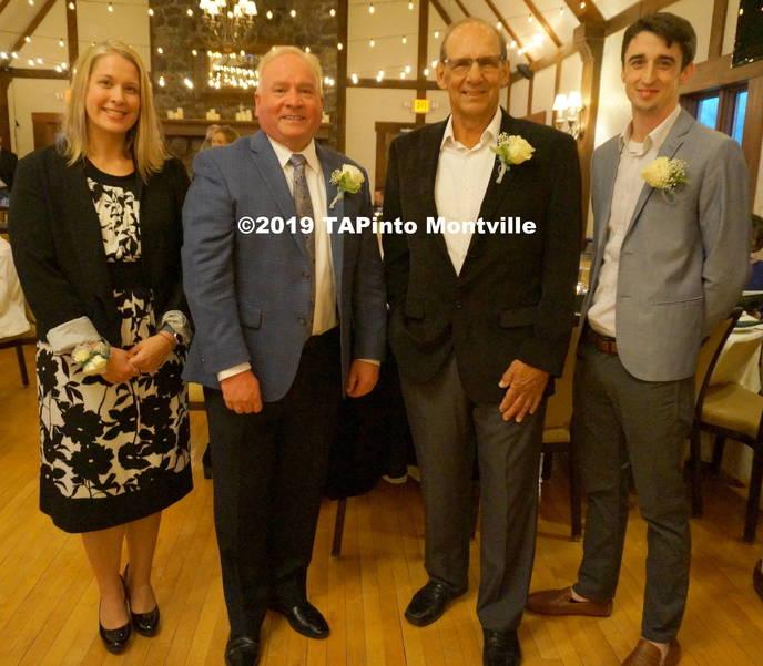 a Montville Township Hall of Fame honorees Kathleen Williams, Richard Cook, John Schulien and James McNabb ©2019 TAPinto Montville.JPG