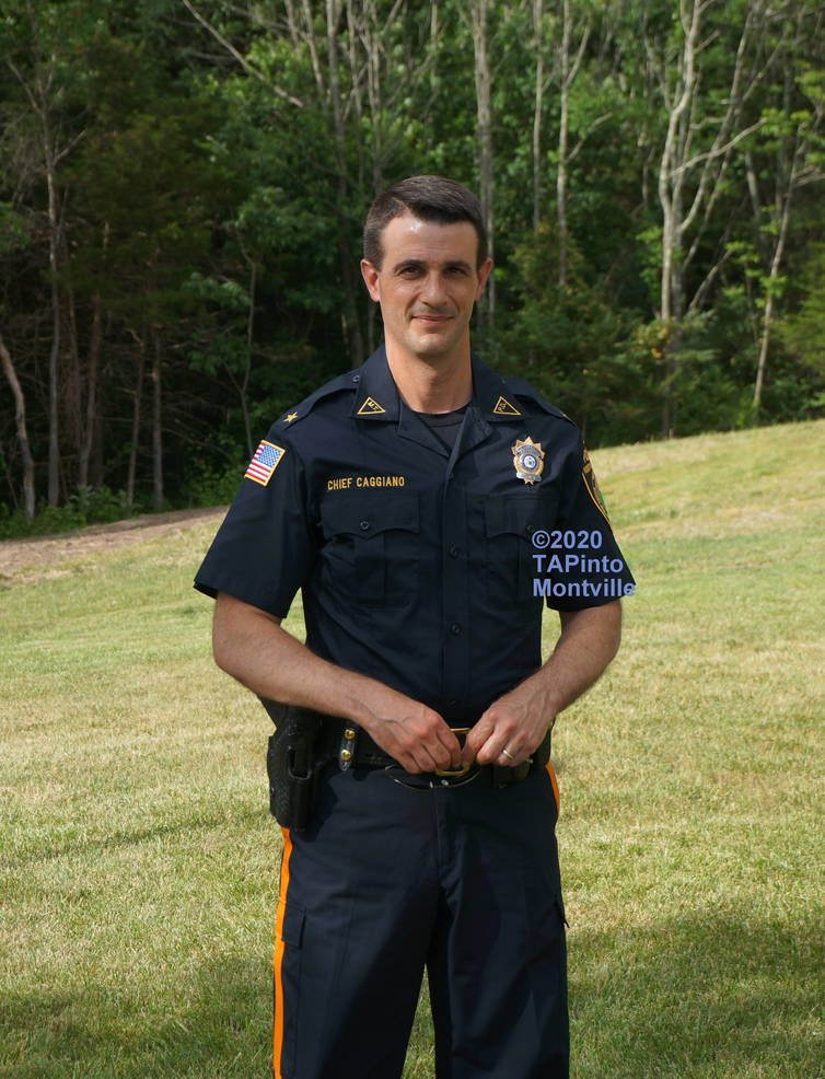 a Montville Police Chief Andrew Caggiano ©2020 TAPinto Montville.JPG