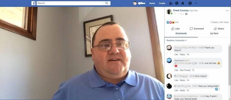 a Mayor Frank Cooney's Facebook Live Address    4 blurred.jpg